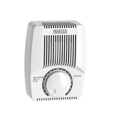 DIMMER PROFESSIONAL MULTI-LED 2500W ΛΕΥΚΟ DM-2500W
